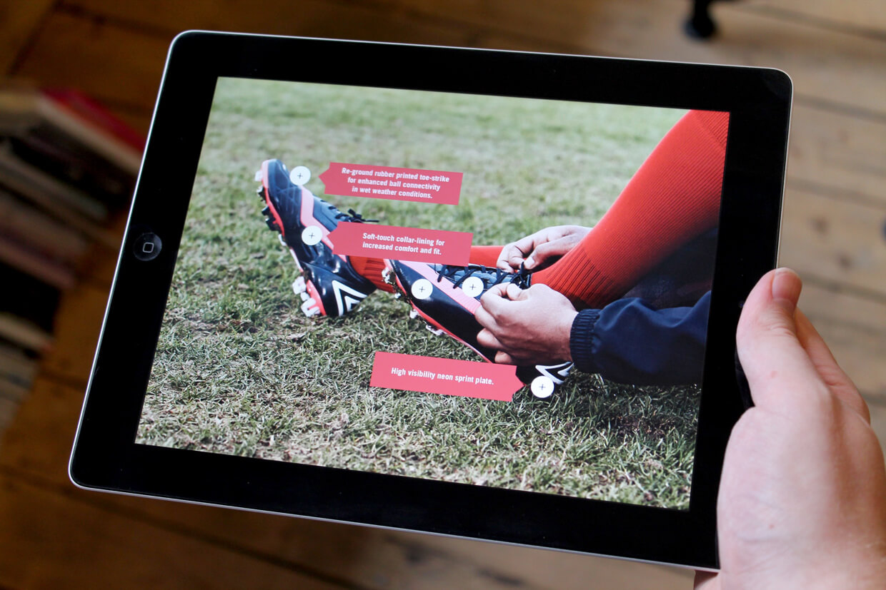 AW13 Boot Preview App