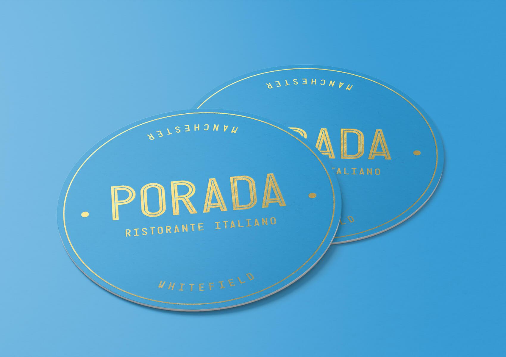 Porada Branding Concept