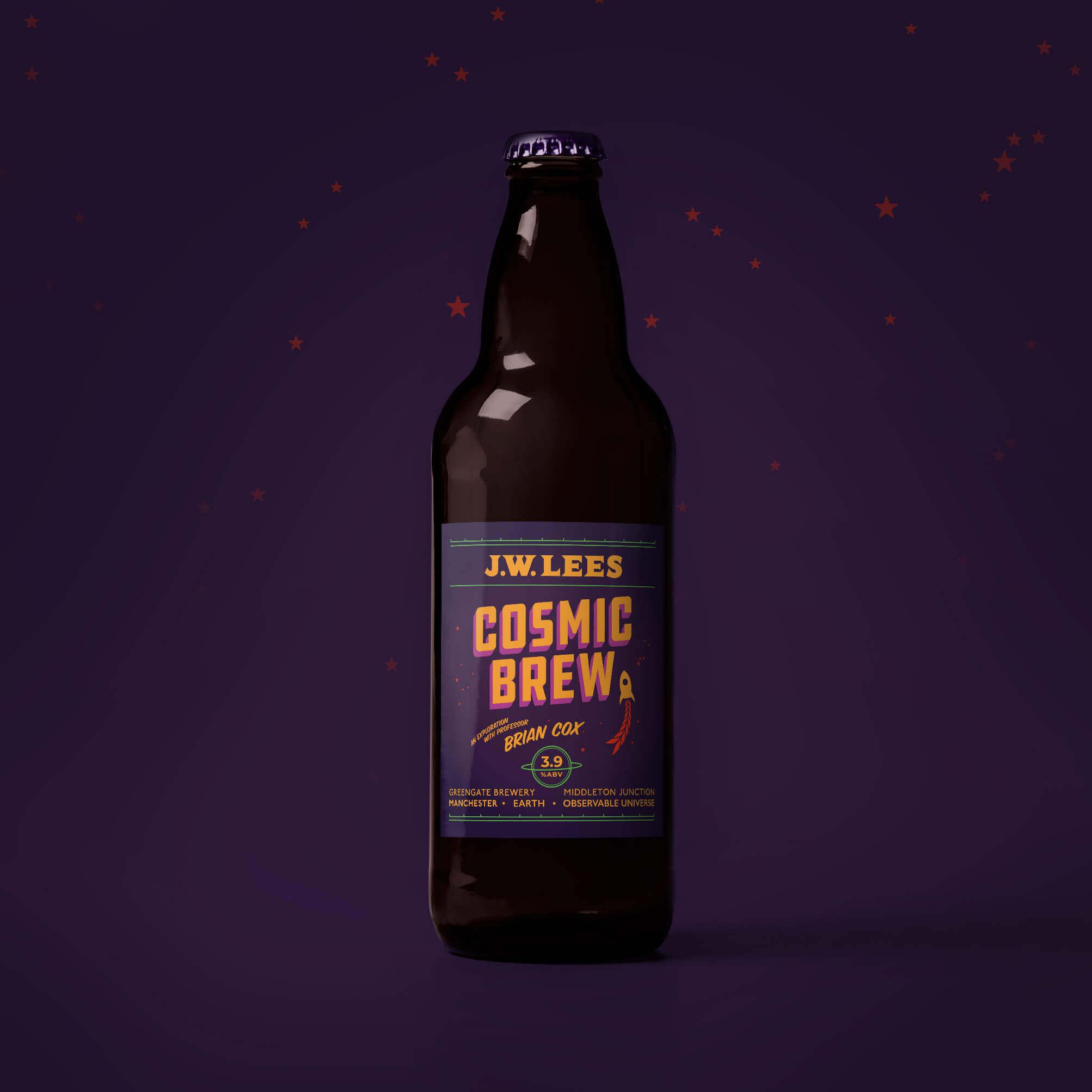 JW Lees Cosmic Brew
