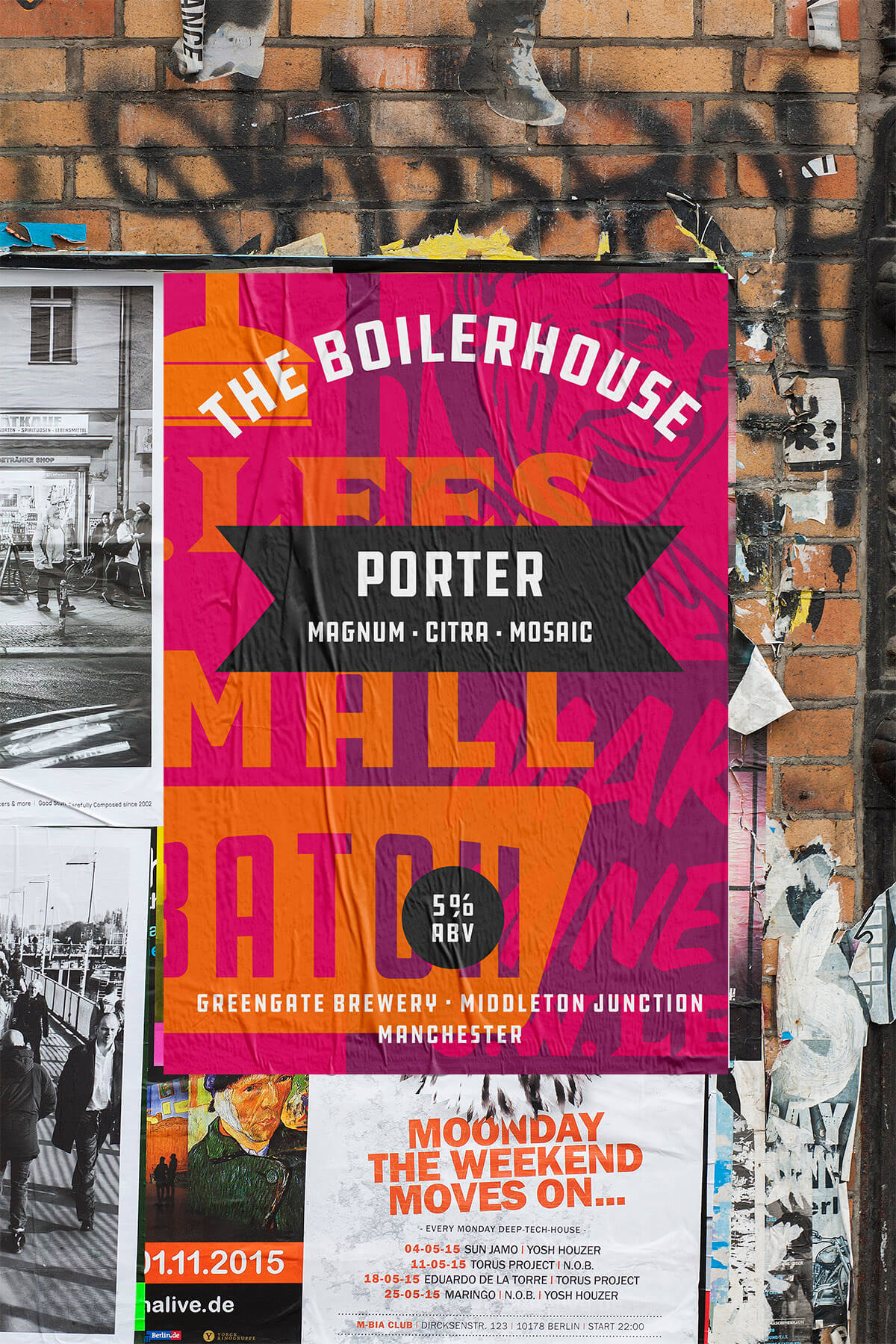 The Boilerhouse